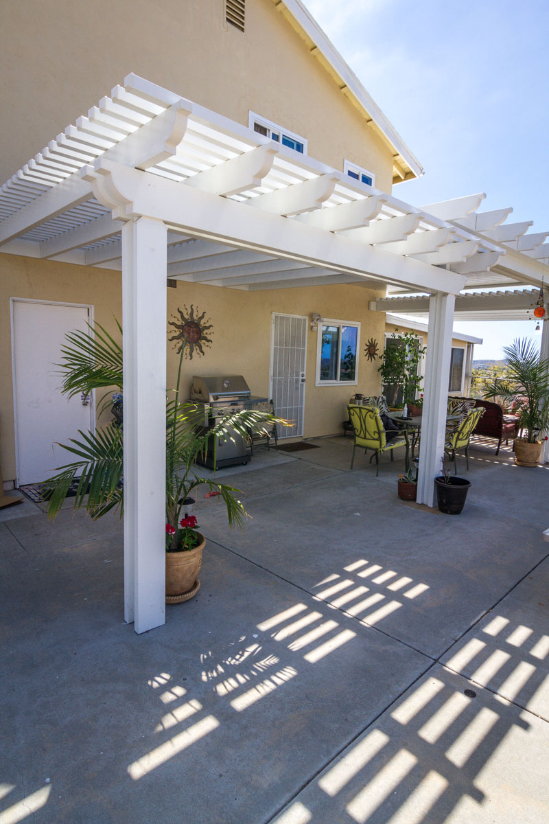 Fraser Construction San Diego Patio Covers
